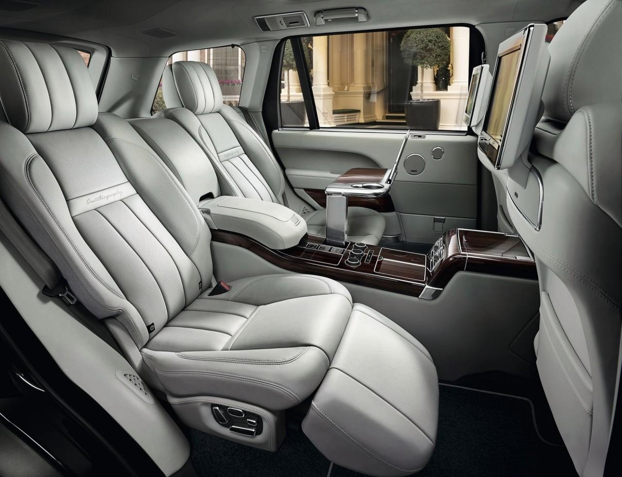 Самый роскошный Range Rover в истории