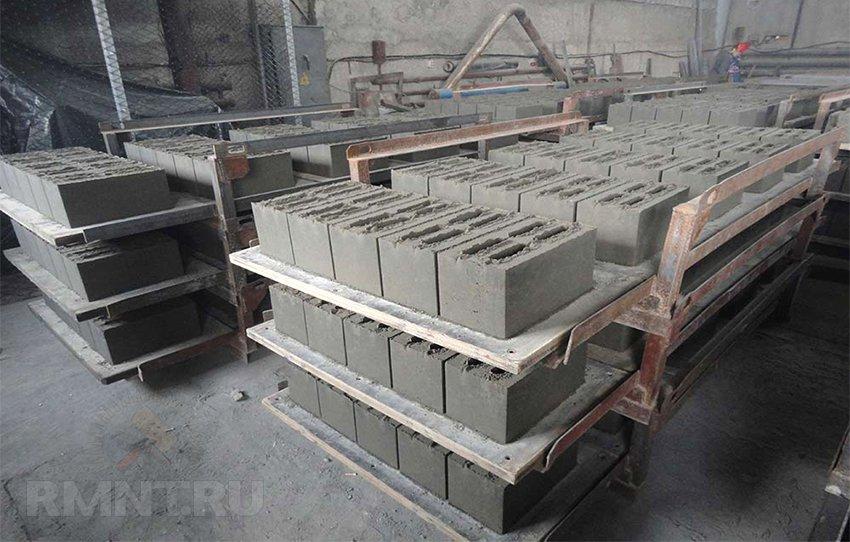 Производство керамзитоблоков в домашних условиях