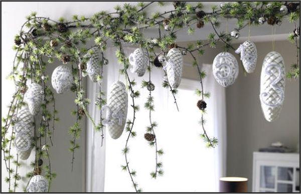 Новогодний интерьер: выбираем праздничные сочетания цветов