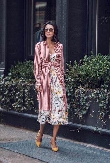 Пыльник: стильная деталь летнего гардероба