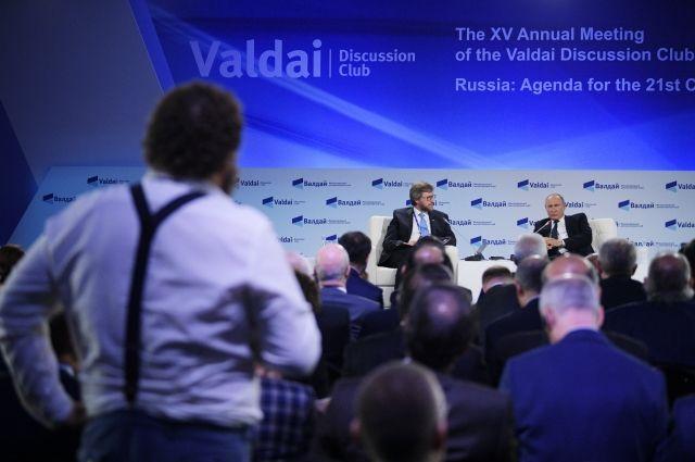 Россия займет в Китае ниши, которые раньше занимали США - Путин
