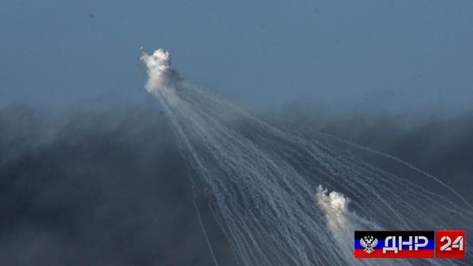 Сирия потребовала от ООН расследовать применение коалицией белого фосфора