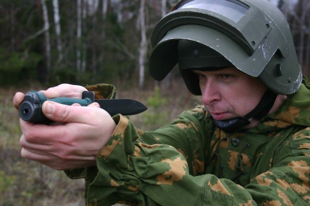 Нож Разведчика Стреляющий НРС, НРС-2 (СССР / Россия)