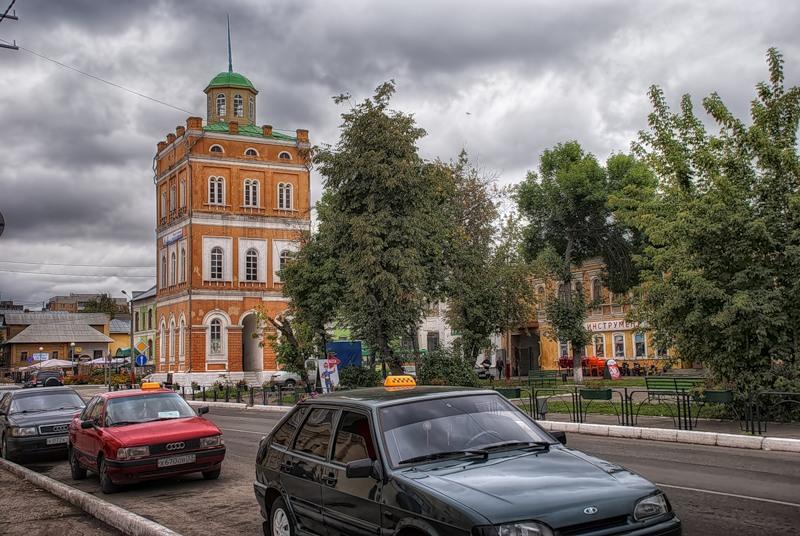 """""""Золотое кольцо России"""". Муром."""
