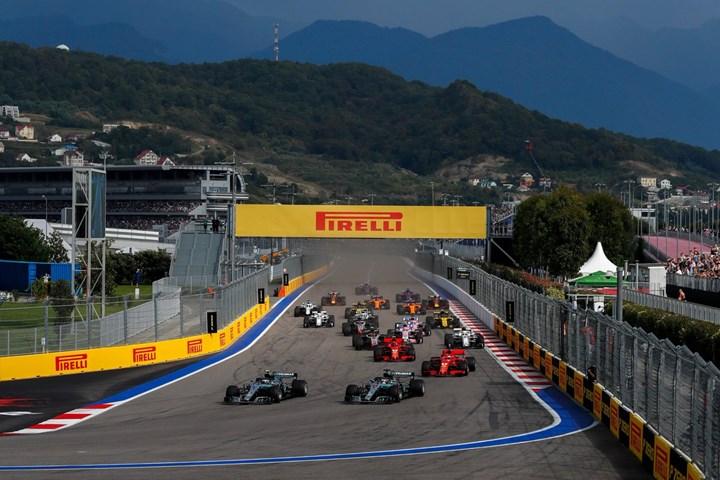 Гран-при России Формулы 1: командная тактика и «трудные решения»