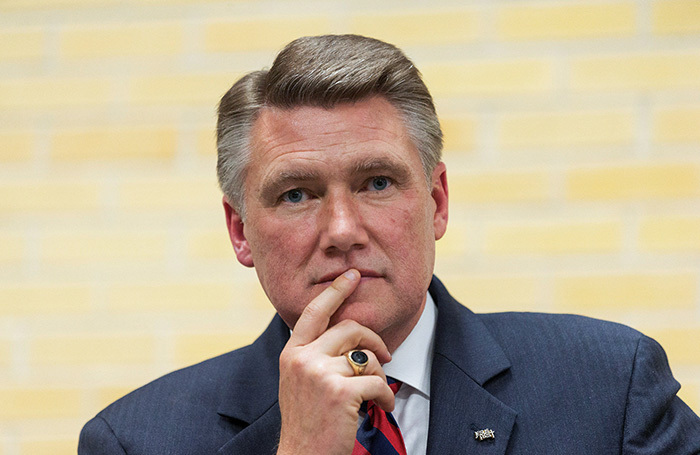В Северной Каролине отменили итоги ноябрьских выборов. Против победителя выступил его сын
