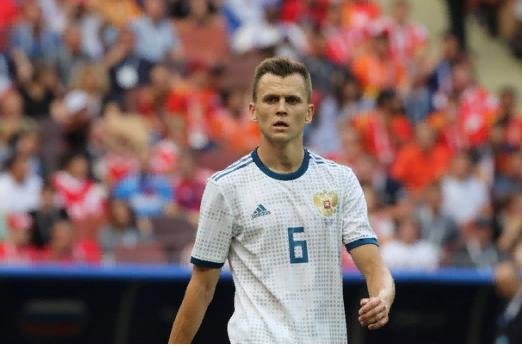 Сеть снова в восторге от игры сборной России