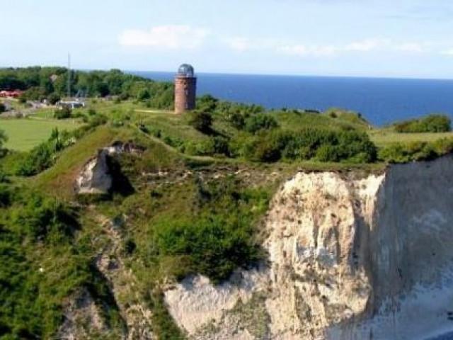 Про то, где стоит остров Буян и про город Аркона