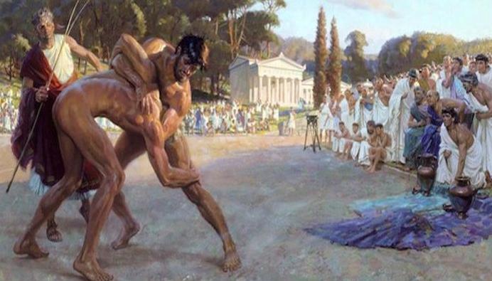 Как победителем Олимпийских игр стал мертвый спортсмен