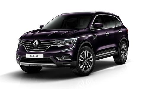 Renault Koleos получил бюджетную версию