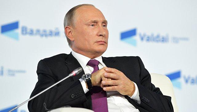 Путин назвал причину трагеди…