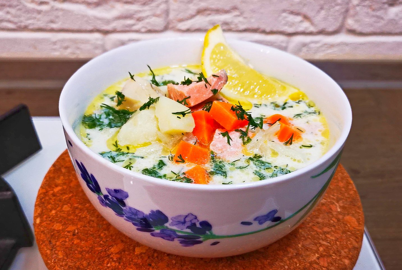 Рецепт очень вкусного финского сливочного супа «Калакейтто»: быстро, просто и сытно