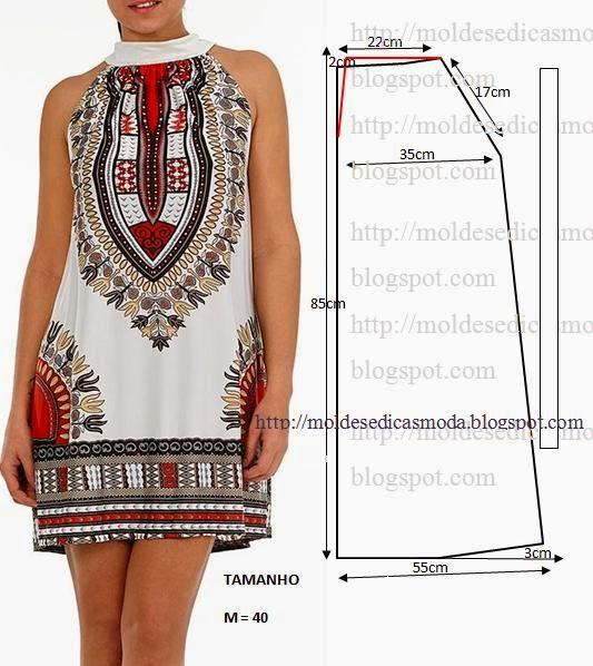 Летние платья и сарафаны выкройки для начинающих