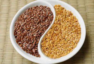 Истина о льняном семени, которую должен знать каждый, особенно женщины старше 35 лет