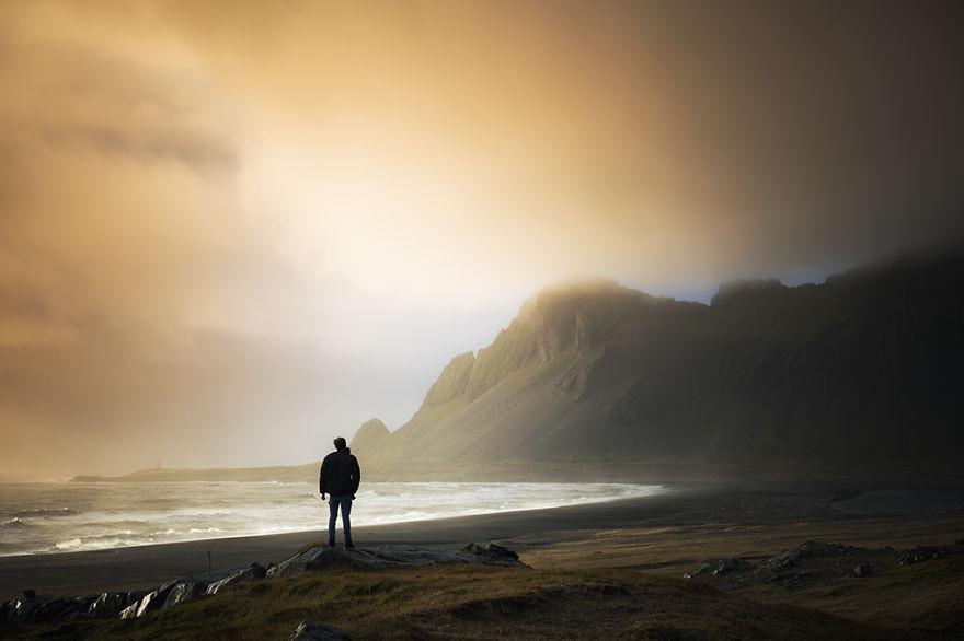 Присутствие Всевышнего  исландия, путешествие