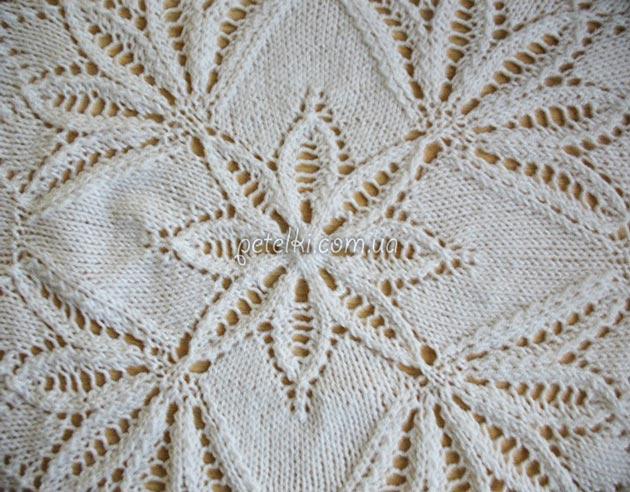 Красивый узор вязание от а до я 83