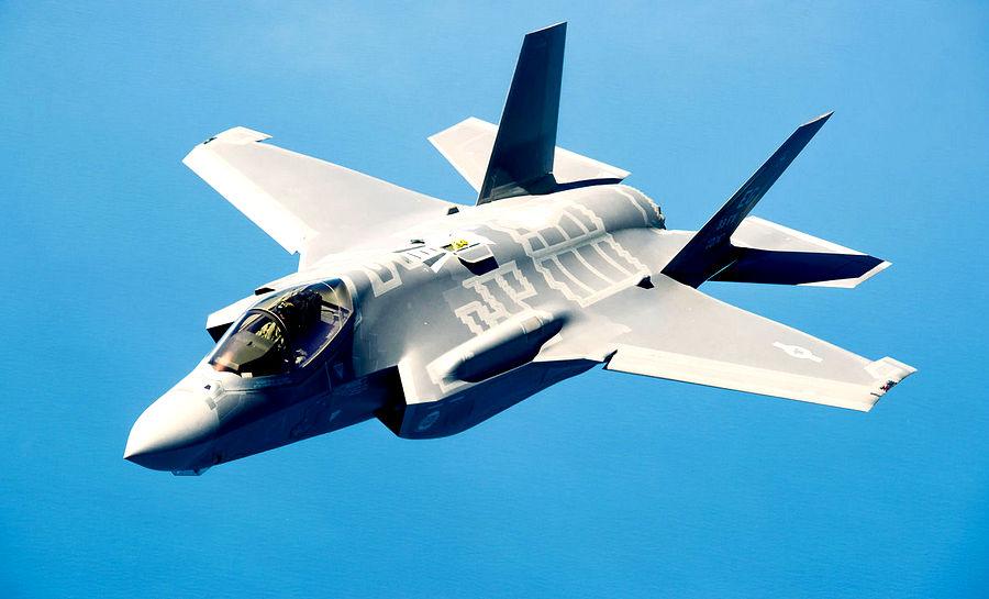 F-35 готовят к удару по Сирии