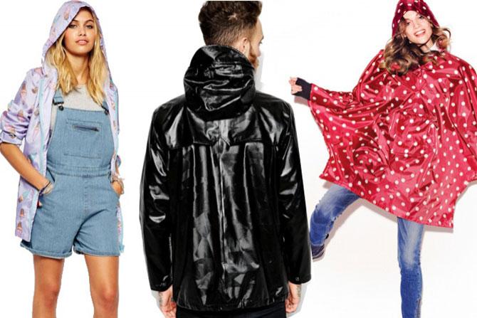5 предметов гардероба, без которых не обойтись с дождливую погоду