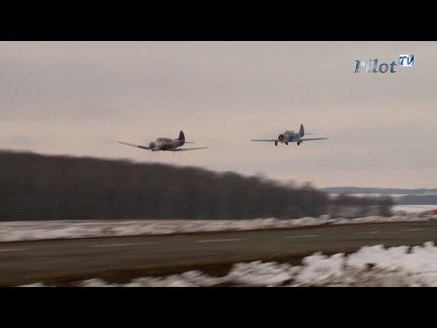 Пилот ТВ: Аэронавигационные Гонки на Аэродроме Северка