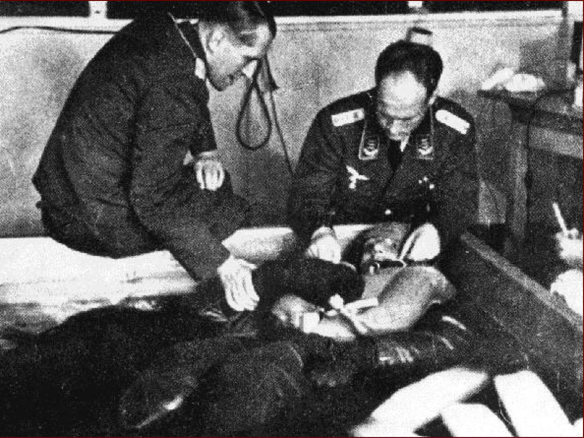 Сексуальные пытки нацистов 4 фотография