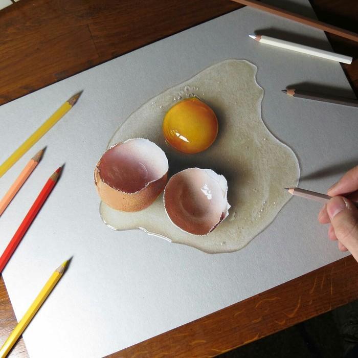 Фото или рисунок? рисунок, сперто с инстаграмма, длиннопост