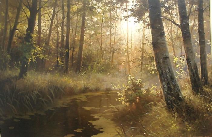 пейзажи Вячеслав Хабиров - 09