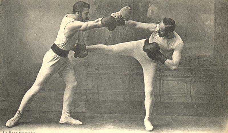 Сават: кабацкий бокс ногами