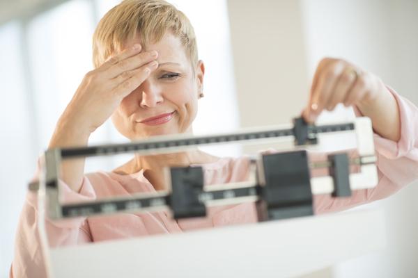 Для дам старше пятидесяти, желающих сбросить вес,