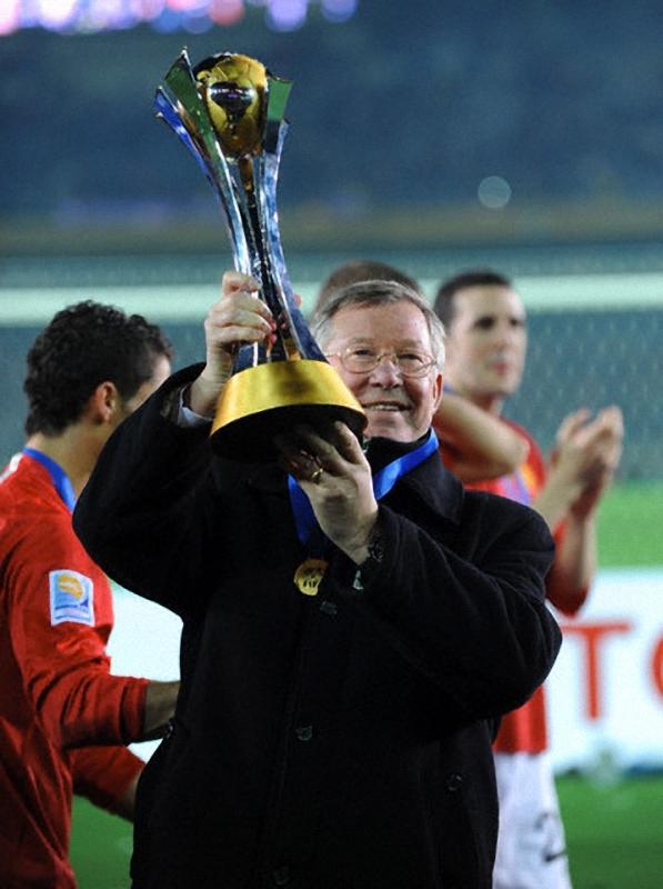 063 Алекс Фергюсон: Самый титулованный тренер Манчестер Юнайтед