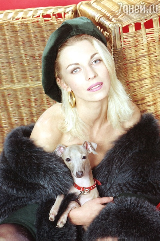 51-летняя Наталья Ветлицкая …