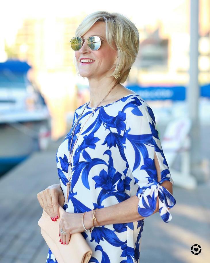 летняя блузка фото 1