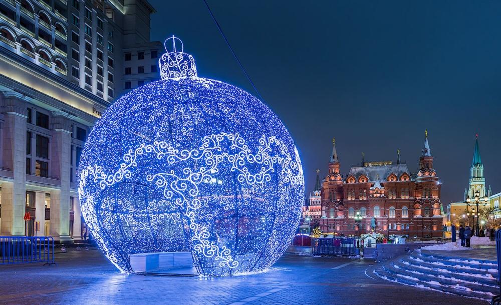 20 городов, украшенных к празднику, которые превратились в сказку