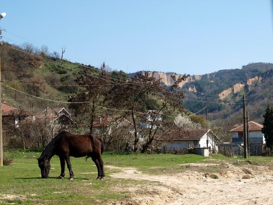 Златолист.  Таинственная Болгария