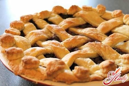 Американский яблочный пирог: секреты приготовления известного десерта