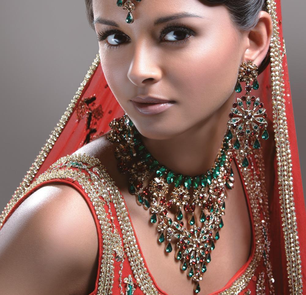 Индийский девушки соблазнительный