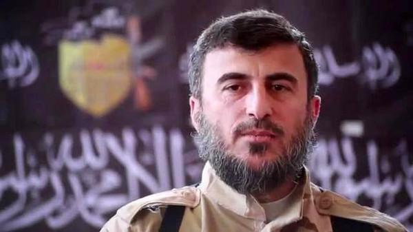 Авиаударом уничтожен лидер джихадистов, которого Саудовская Аравия вела на переговоры с Дамаском