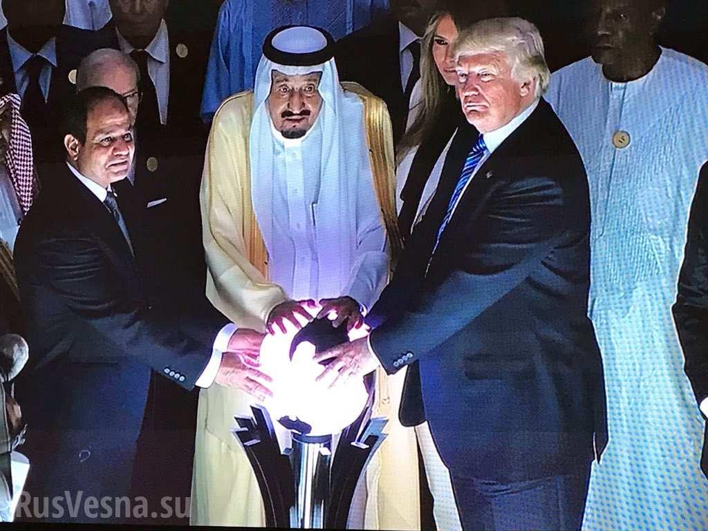 «Арабского НАТО» у Трампа не получилось — о ближневосточном турне президента США