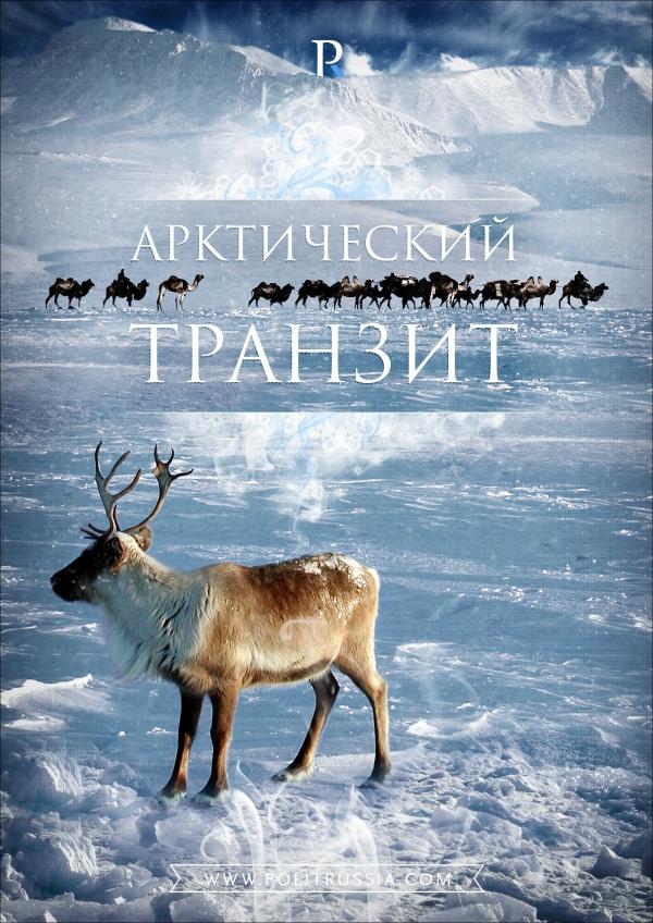 Путь России к морской державе лежит через Арктику