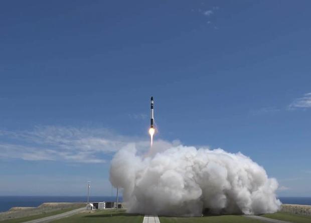Rocket Lab успешно запустила…