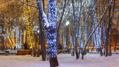 Снегопад очистил московский воздух от сероводорода