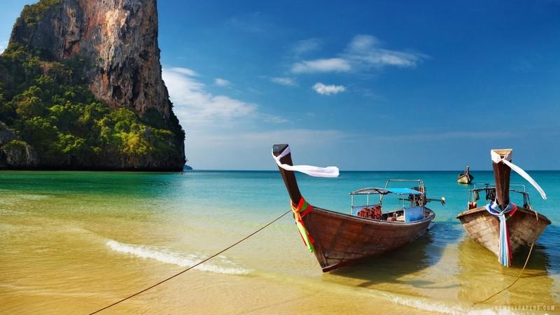 Замечательные фотографии о тёплых краях и песчаных пляжах
