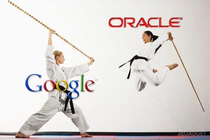 Oracle обвинил Google в сборе данных о пользователях за их же счёт