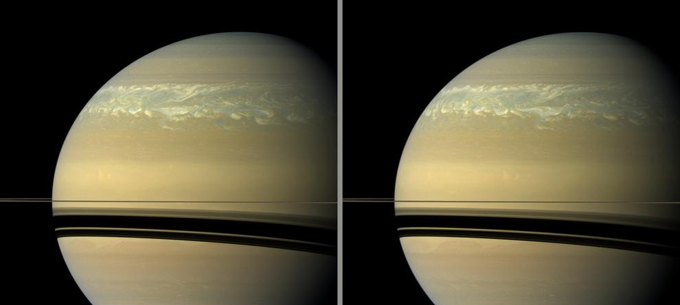 325 Система Сатурна