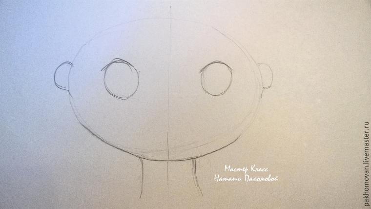 рисуем куклу