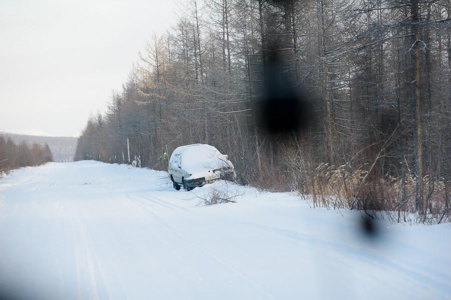 Колымская трасса. Суровая и беспощадная Колымская трасса, авто, дороги, колыма, магадан, россия