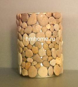Подставка для камней своими руками