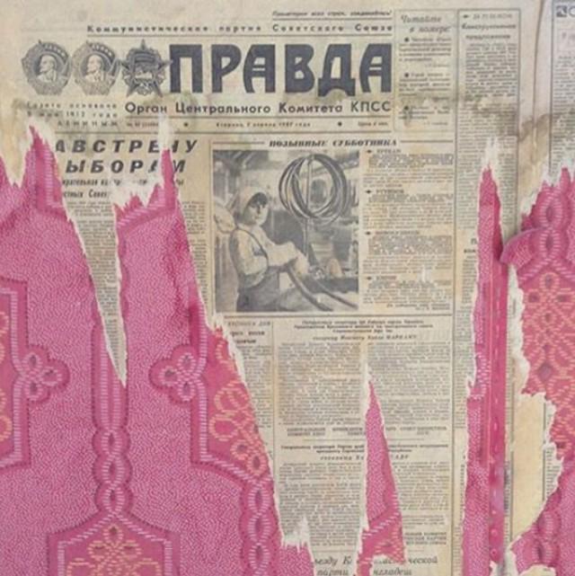 Обои, которые украшали стены советских граждан