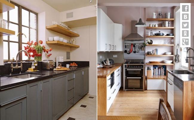 кухня сердце дома