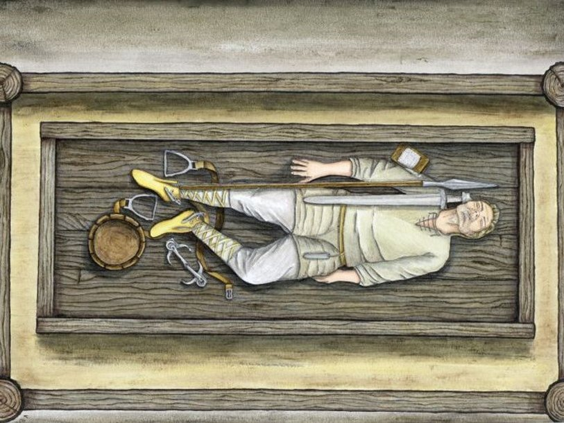 В Польше нашли погребения воинов-викингов XI века