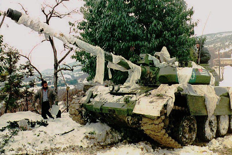 ВОЙНЫ: Война в Абхазии